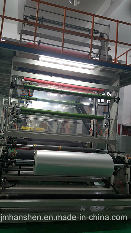 Electric Automatic Double Rewinder of The Plastic Machine