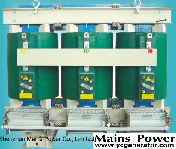 2500kVA 10kv 11kv Dry Type Transformer High Voltage Transformer
