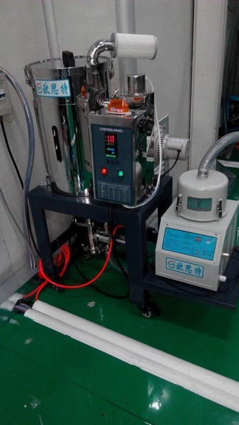 Autoloader for Plastic Processing Machine