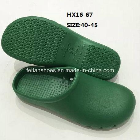EVA Garden Shoes Low-Top Water Proof Garden Shoes Sandle Shoes (HX16-67)