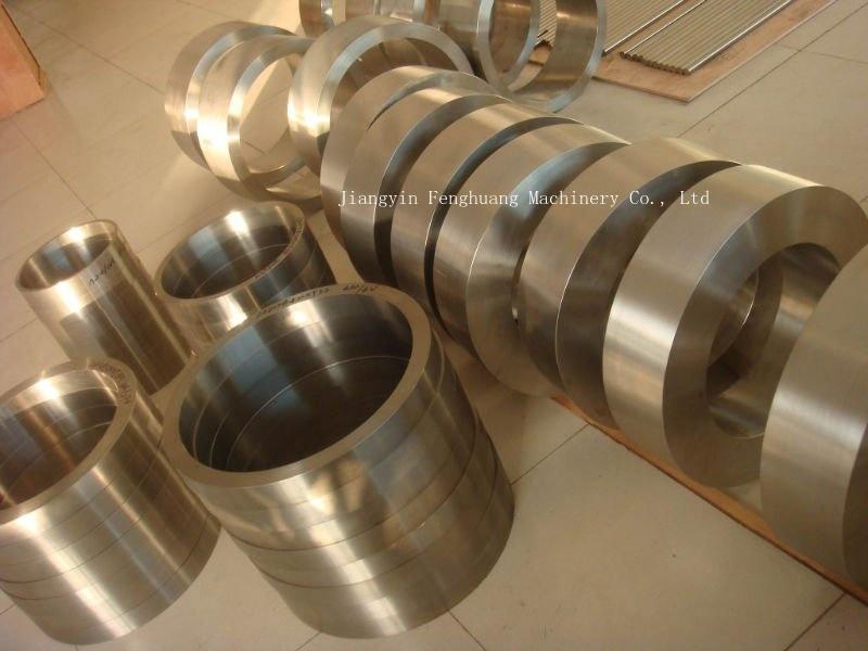 Titanium Round Ring Forging Products