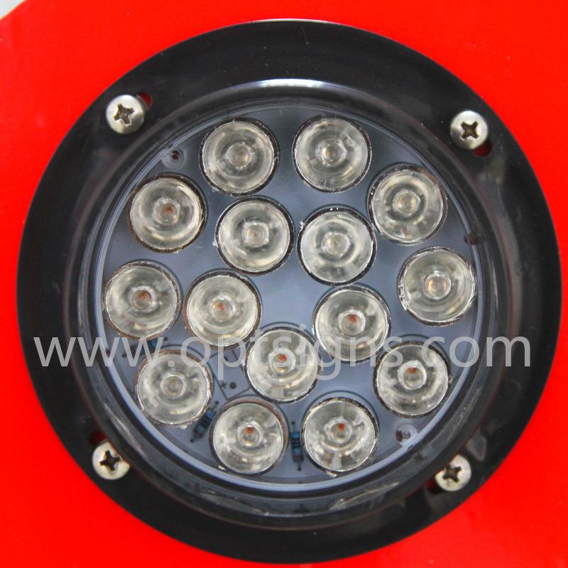 Ce En12966 European 27 Lamps Tma Truck Mounted Arrow Boards