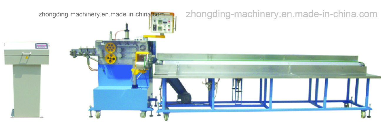 Zd-80 Extrusion Machine (with Cutting Machine)