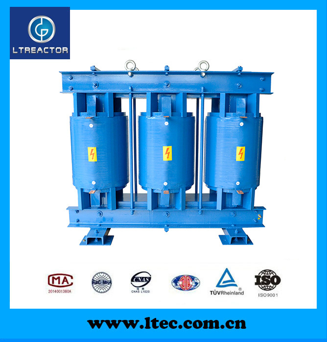 High Quality Medium Voltage Series AC Reactor China Manufature