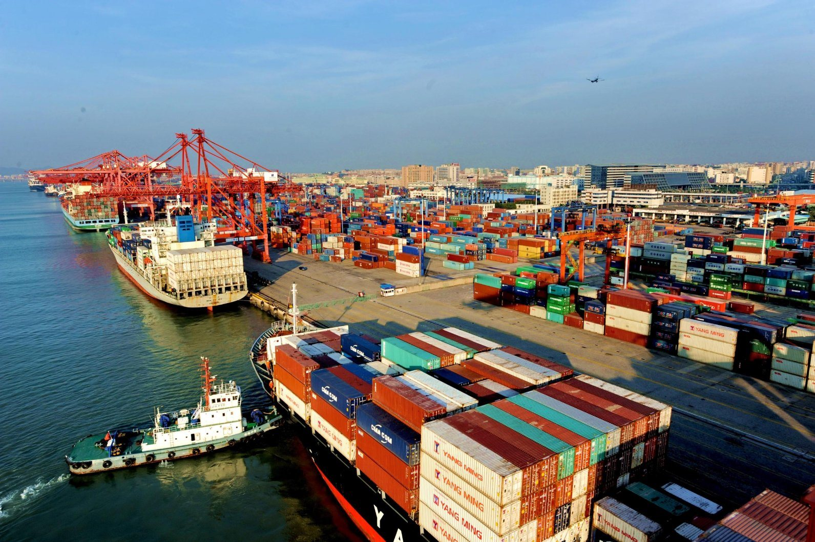 Cheap and Safe Logistics Service From Shenzhen to United States