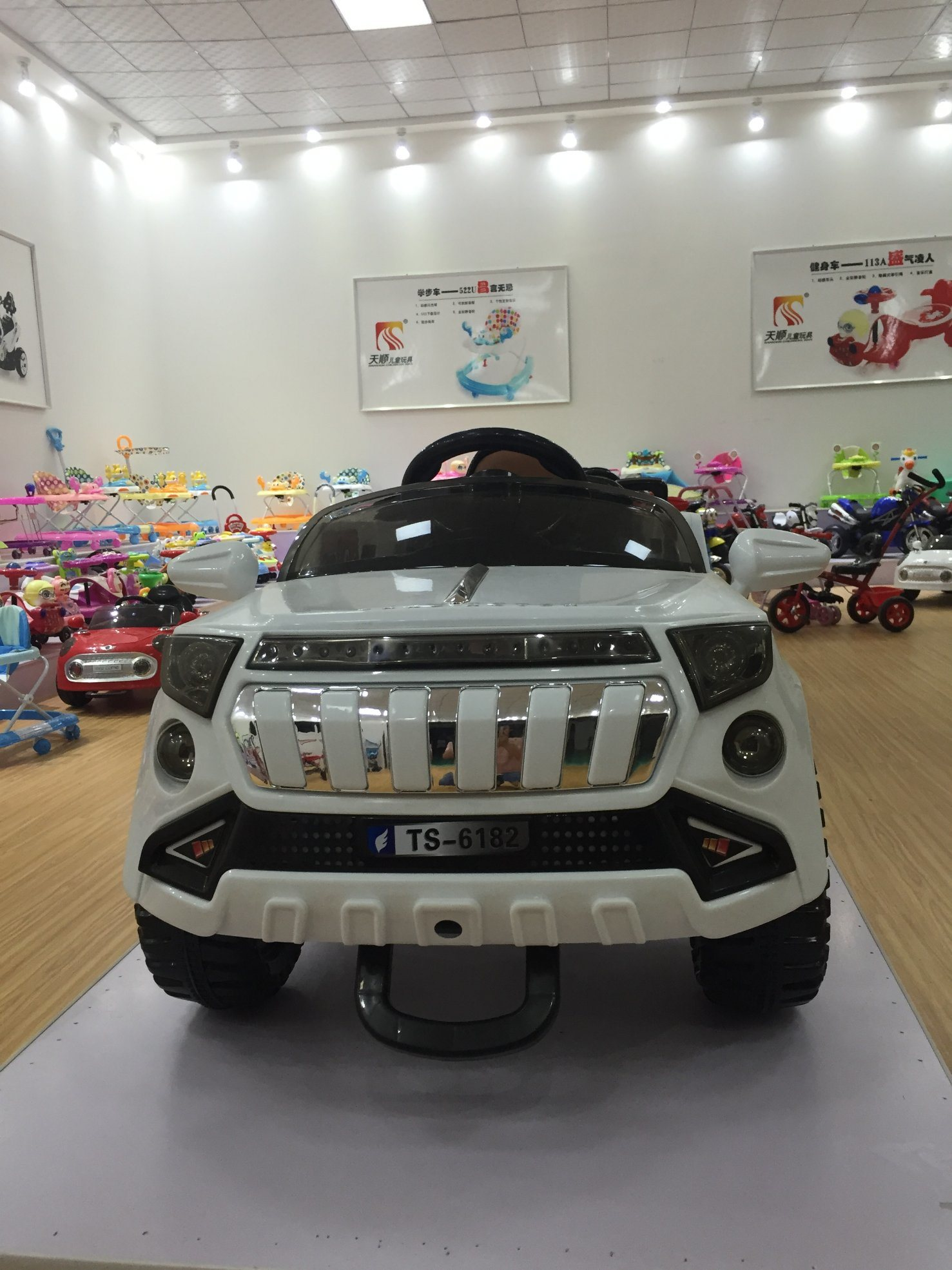 Kids 12V Ride on Car with MP3 Electric Battery Power
