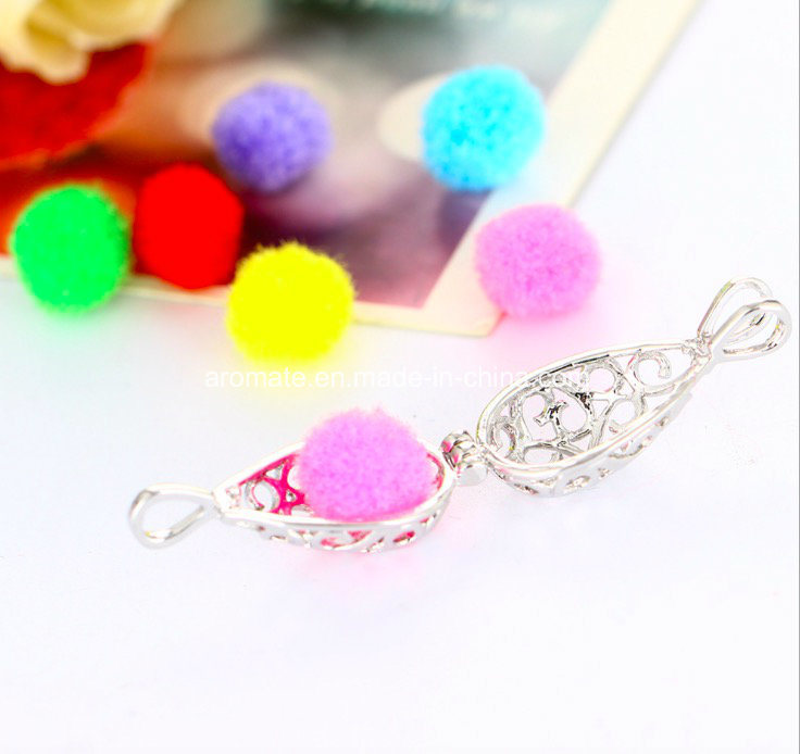 Decorative Essential Oil Diffuser Aroma Necklace (AL-05)