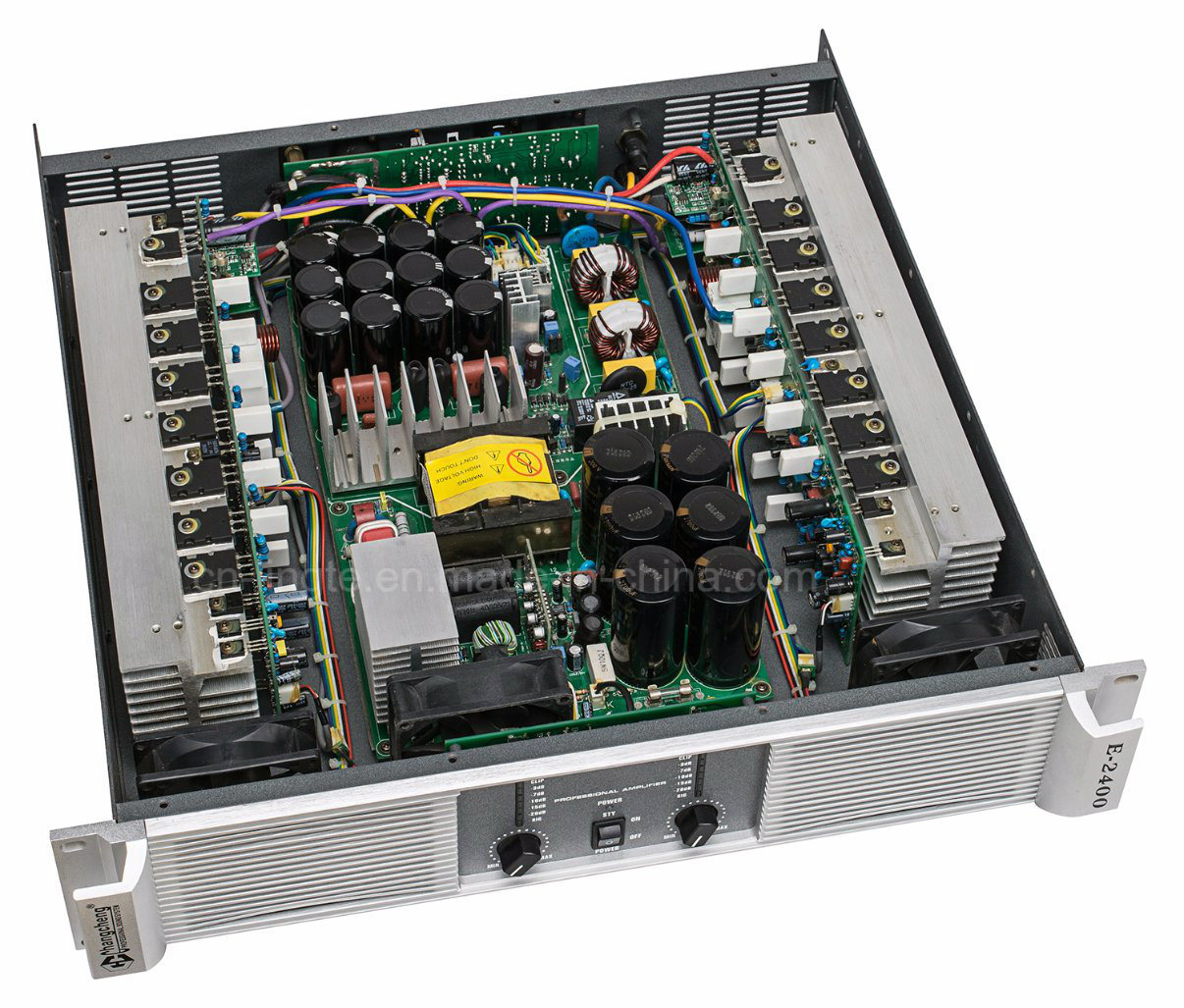 E Series Switching Power Lightweight Professional Power Amplifier