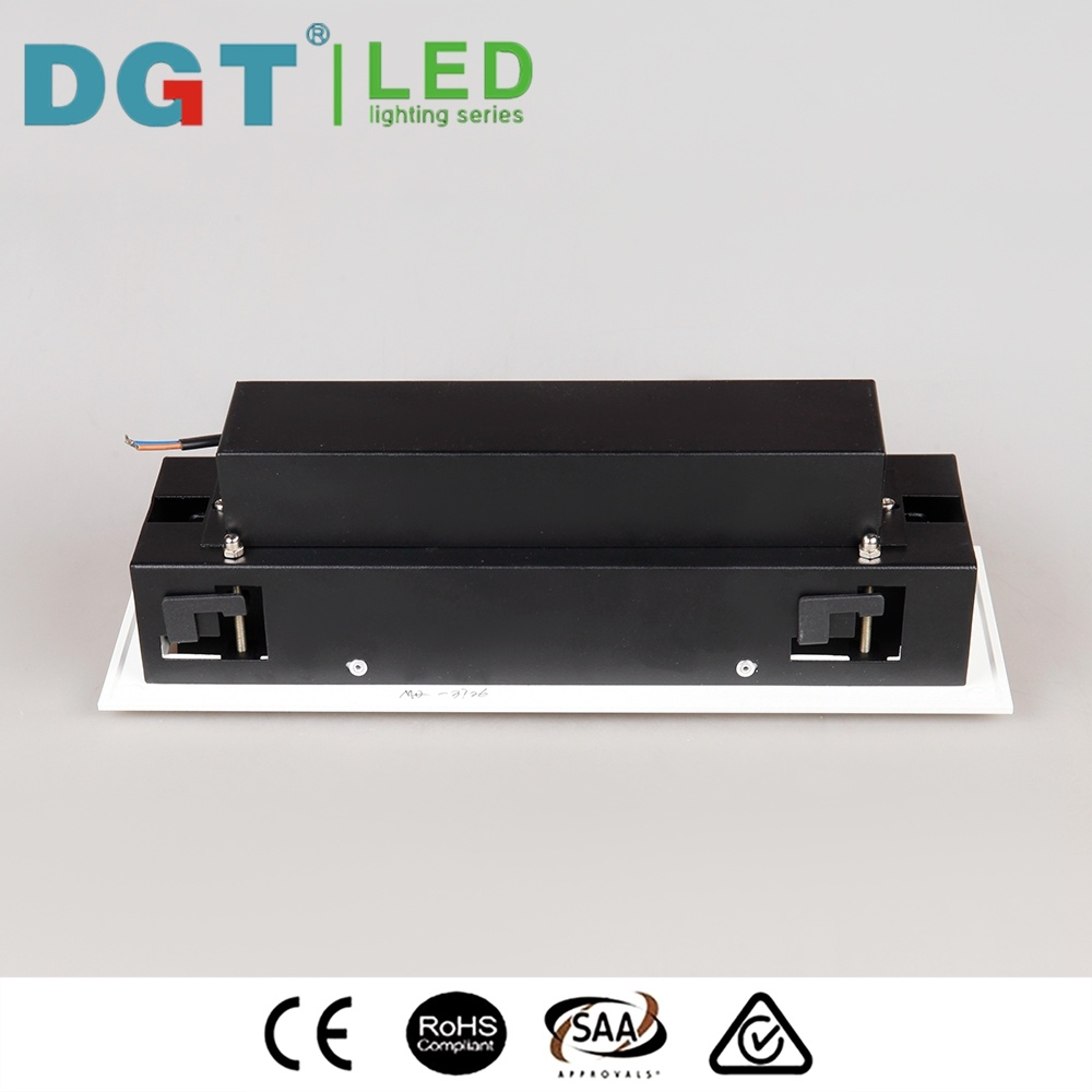 Indoor High Power LED Recessed Spotlight for Commercial Using