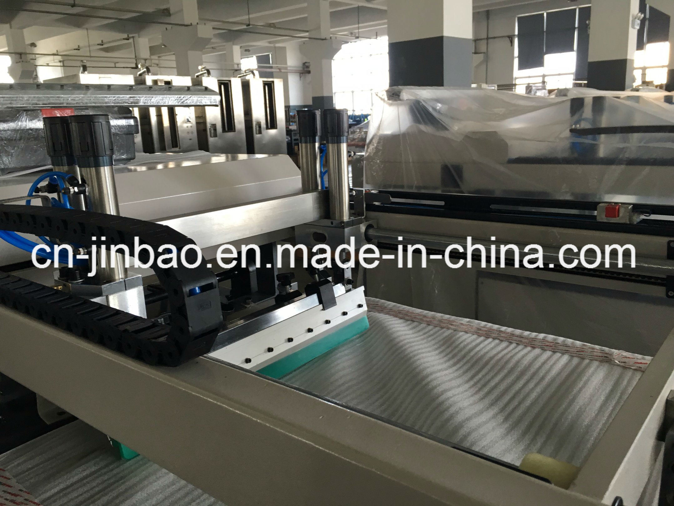 Semi-Automatic Manuel Silk Screen Printing Machine (JB-6090G)