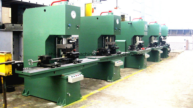 C Frame Hydraulic Press for Straightening and Press-in (Y41-100)