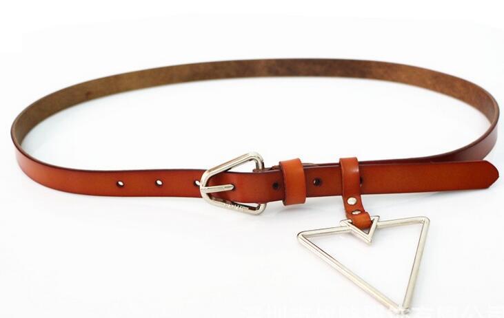 Latest Fashion Women Leather Belt