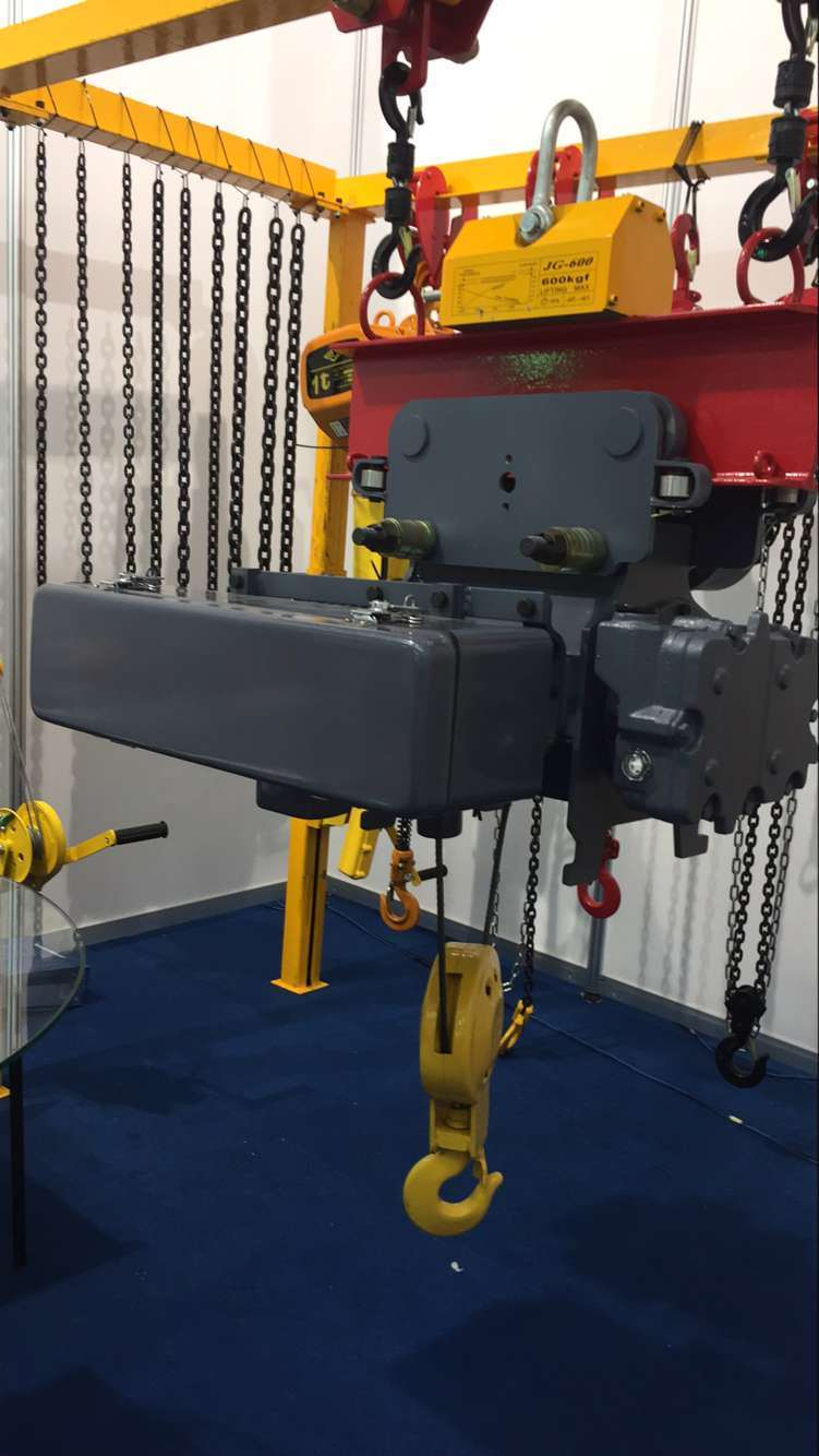 R Type Series 220 V Electric Wire Rope Hoists Winch