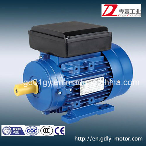 Ce Approed Cast Aluminum Capacitor Start Single Phase Induction Motor