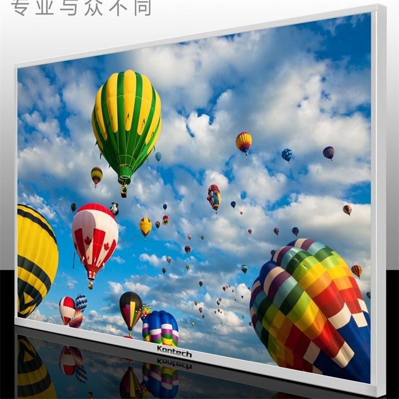 "85"" Uhd 4k Monitor with HDMI/USB True 4k Decoding"