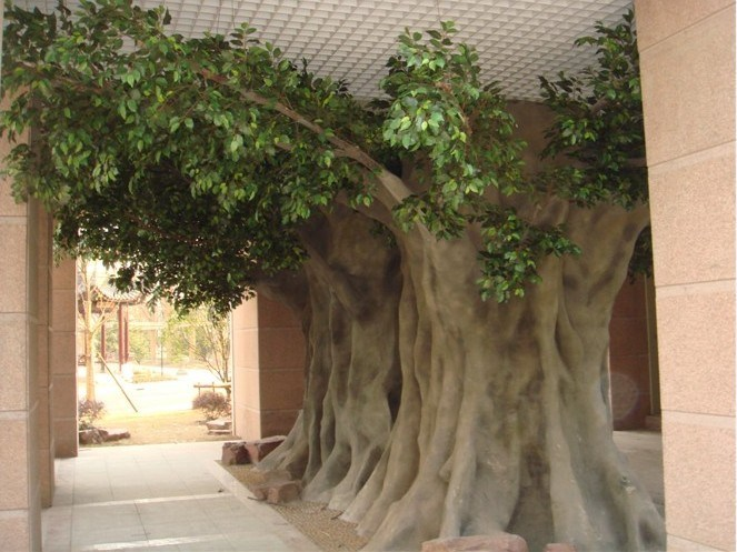 Artificial Ficus Tree Artificial Banyan Tree
