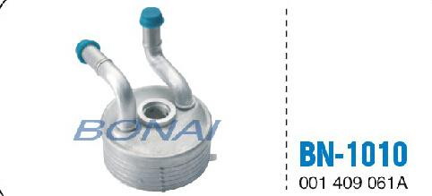 Heat Exchanger Oil Cooler for Volvo Ford Bn-1316