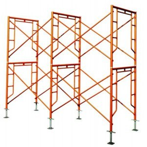 Mobile Portable Working Platform Framework Hf1930 Frame Scaffold System