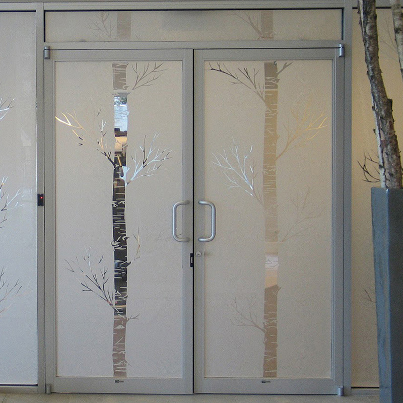 Wholesale Privacy Window Film Vinyl Frost Window Film for Office