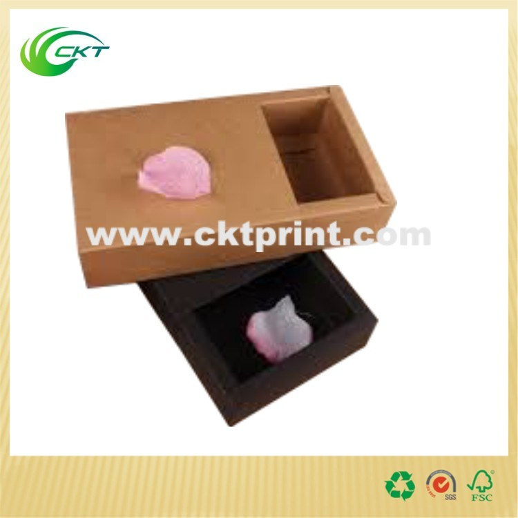 High-Grade Push Pull Gift Box with Offset Printing (CKT-CB-313)