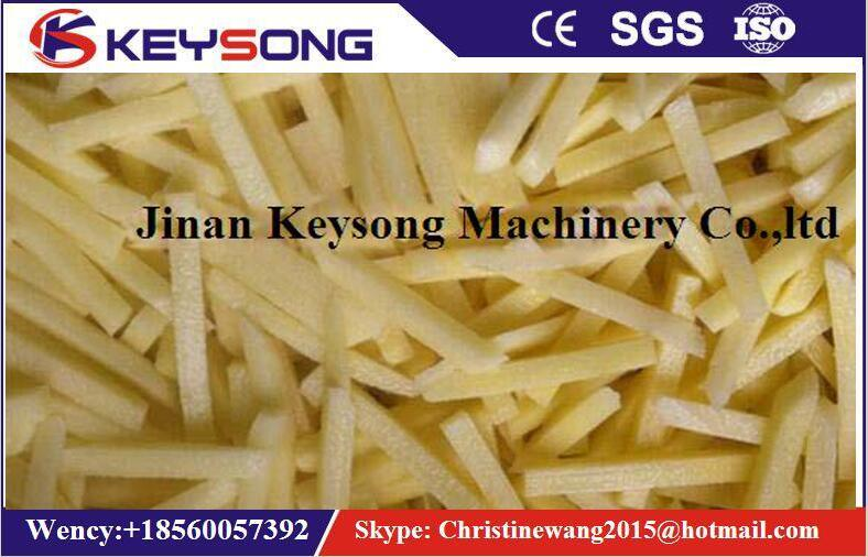 Multi-Function Potato Chips Processing Machine Cutter