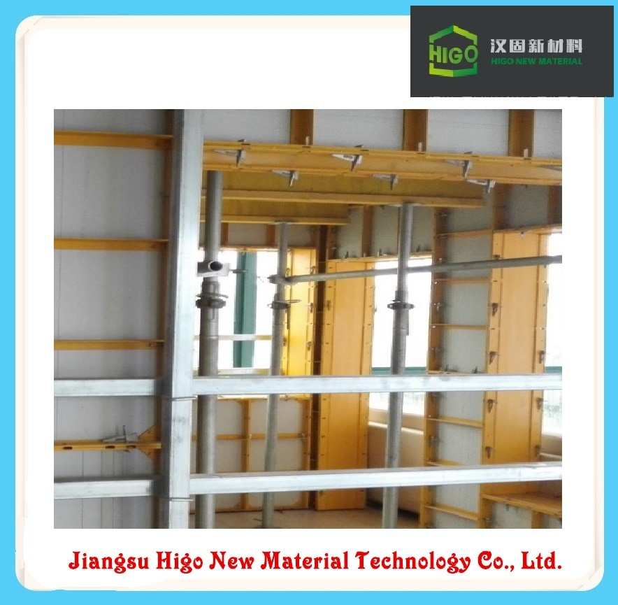 High Efficient Table Formwork for Slab Construction