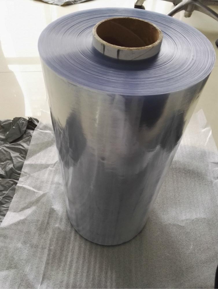 PVC Transparent Film Soft Normal Clear Super Clear PVC Film