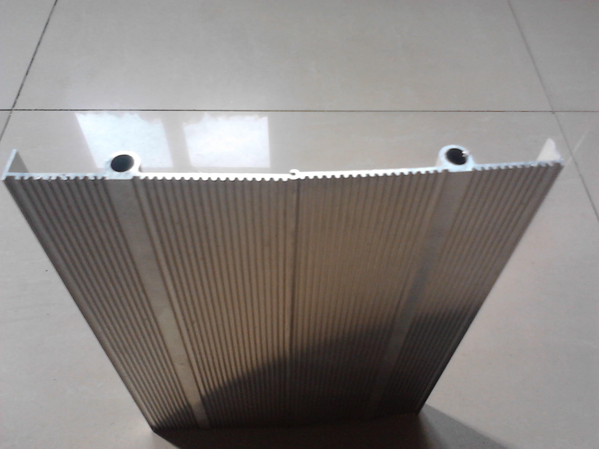 aluminium Extrusion for Heat Exchange