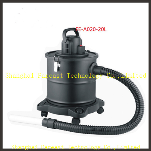 18L, 20L Movable Type 1000W/1200W Electric Ash Vacuum Cleaner
