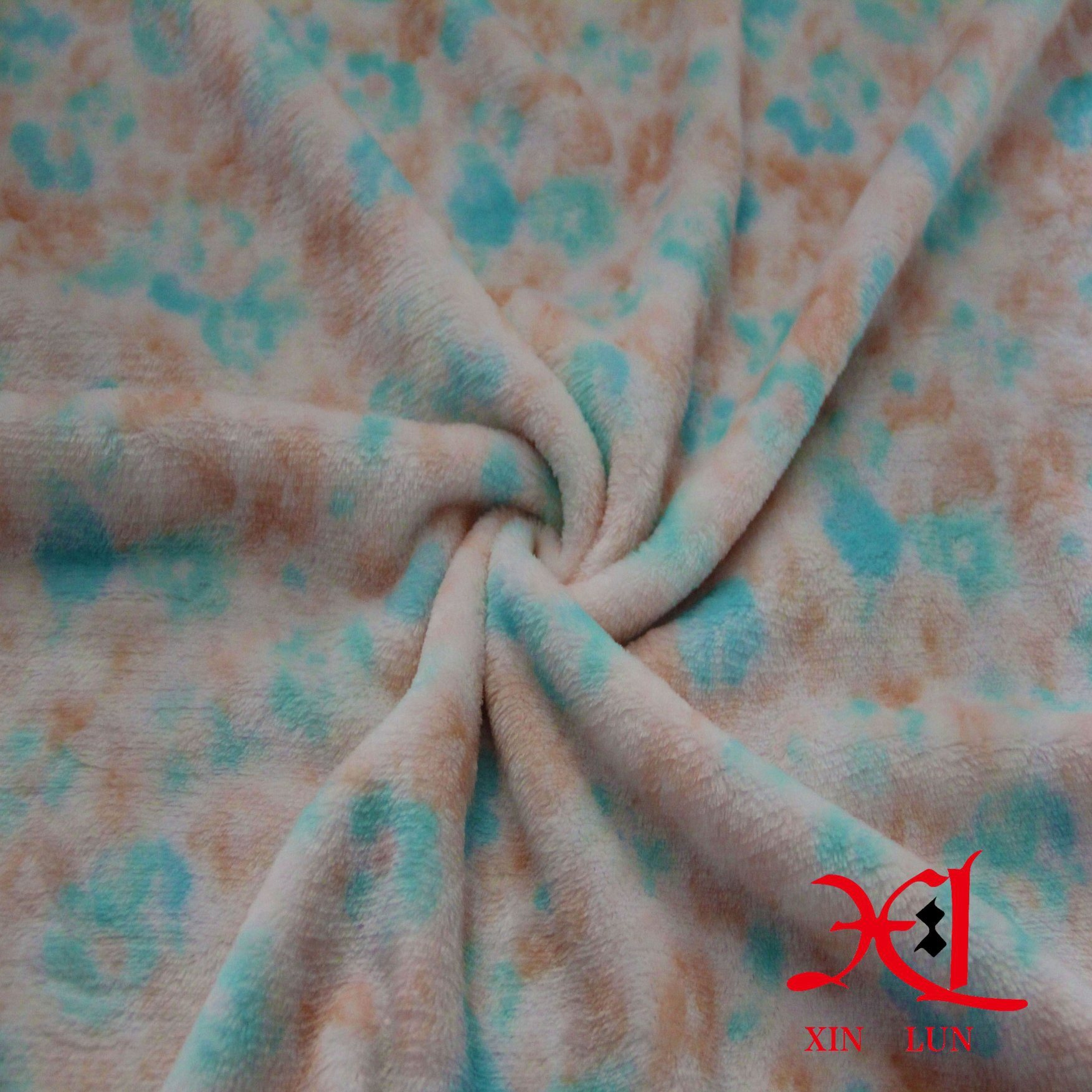 100%Cotton Flannel Printed Fabric for Sleepwears and Pajamas