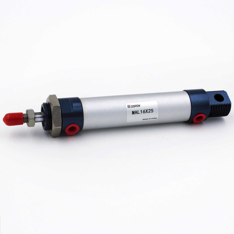Dopow Mal16-25 Pneumatic Cylinder Mini Air Cylinder