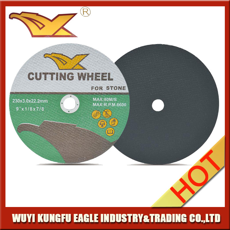 T41 Abrasive Super Thin Cutting Disc for Stone