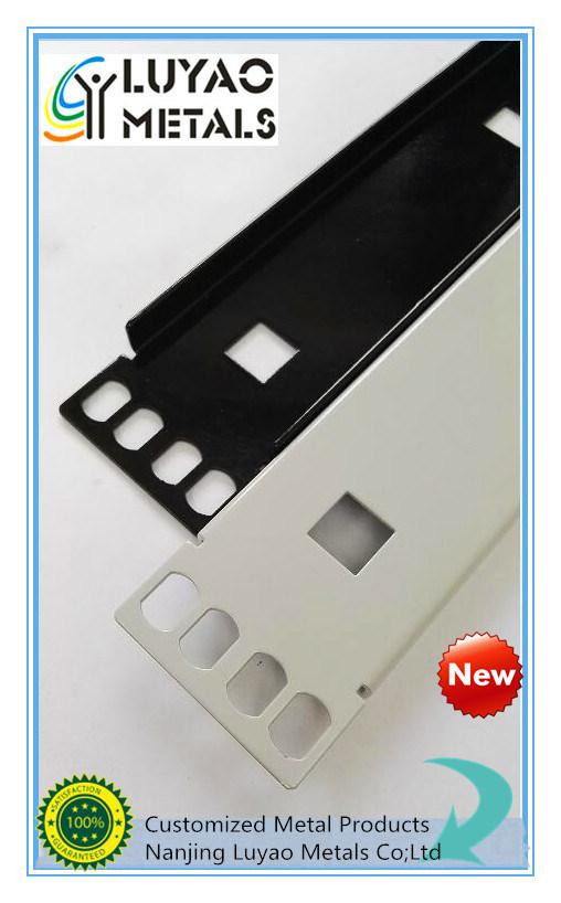 Metal Stamping / Sheet Metal Stamping with Steel/Aluminum