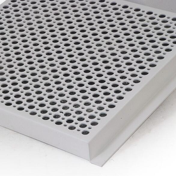 Artistic Aluminum Perforated Panel