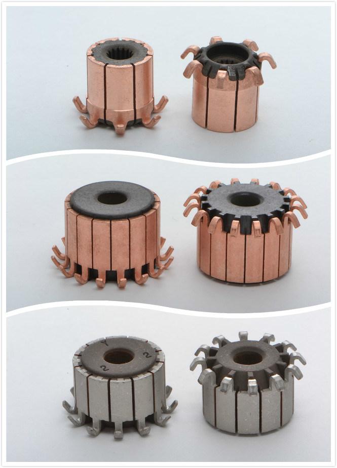 Commutator for Miniature Motor