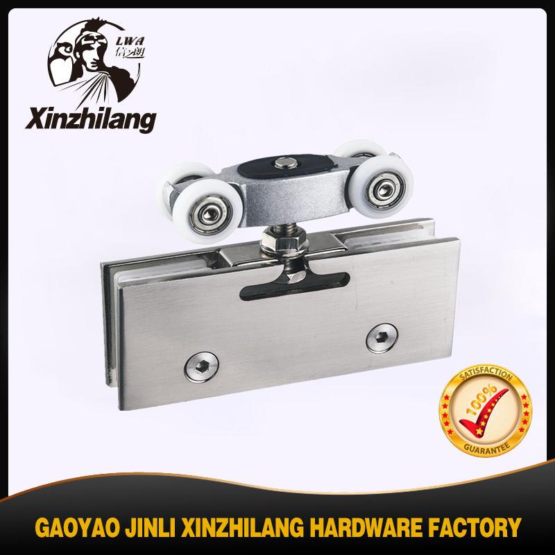 Heavy Duty Satinless Steel Hang Wheel for Glass Door