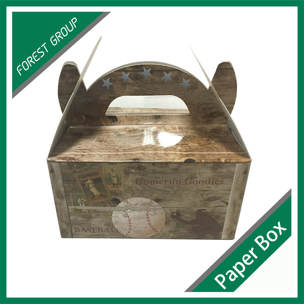 2015 New Designly Cake Box Food Packaging Box