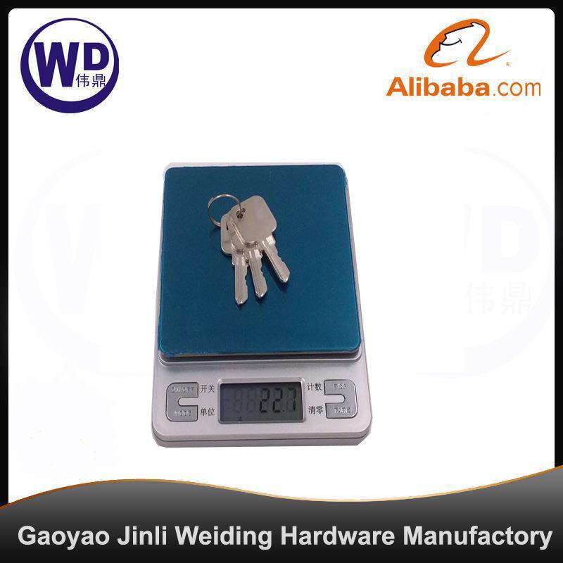Office Hardware Factory Price Glass Door Lock