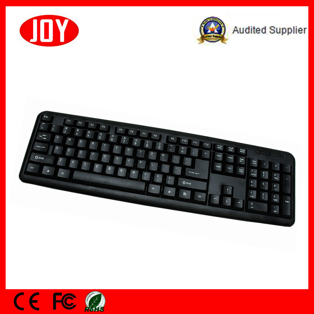 Multiple Language Wired USB Standard Keyboard for Laptop / Computer