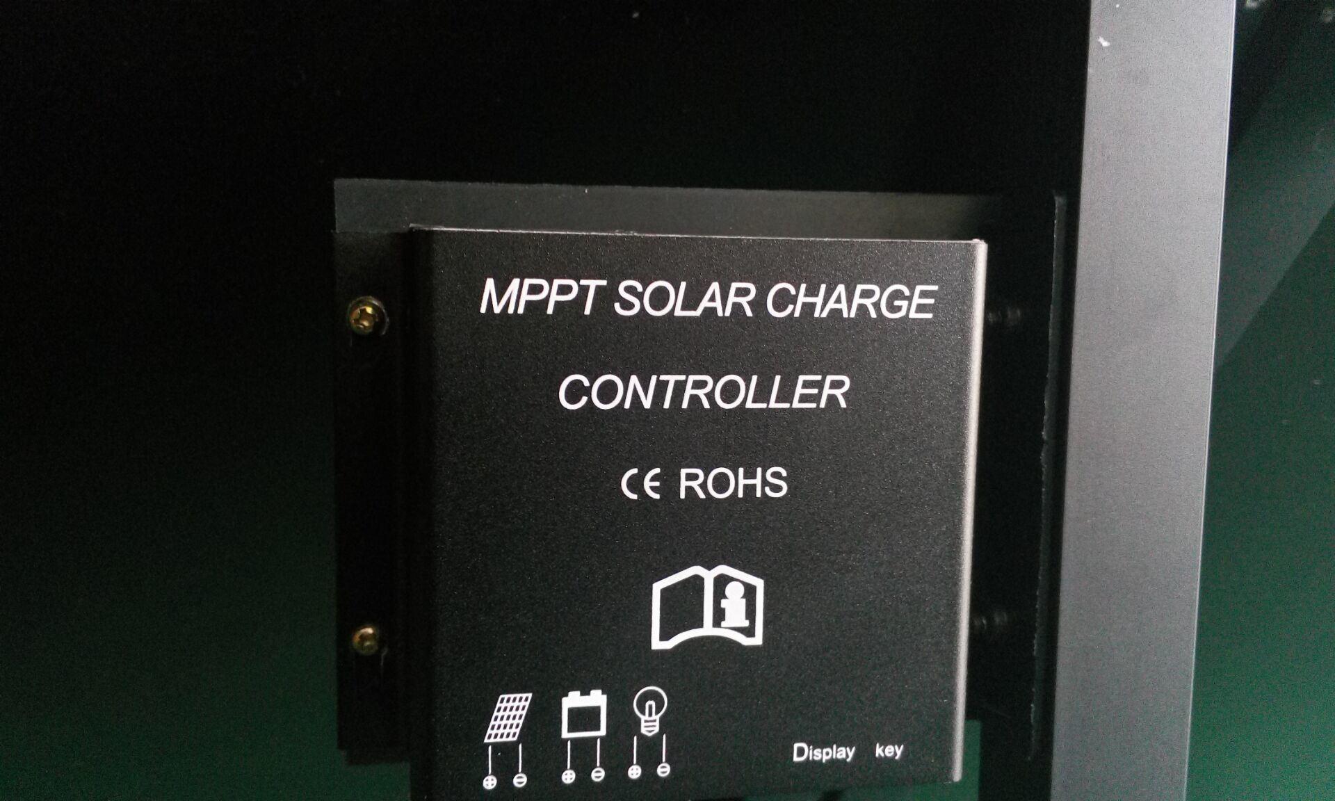 Gp 160W Folding Monocrystalline Solar Panel with Carry Bag