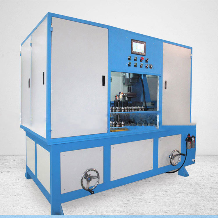 Four Head Rotary Table Polishing Machine