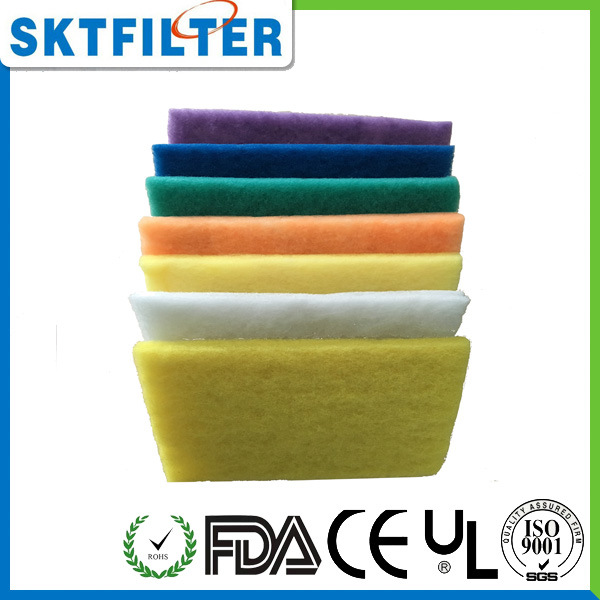 Skt-550g Coarse Air Filter Mat with Addhesive Treatment (hard type)