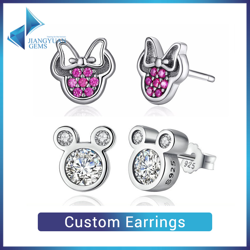 Imitation Jewelry Custom Fashion Earrings Jewelry