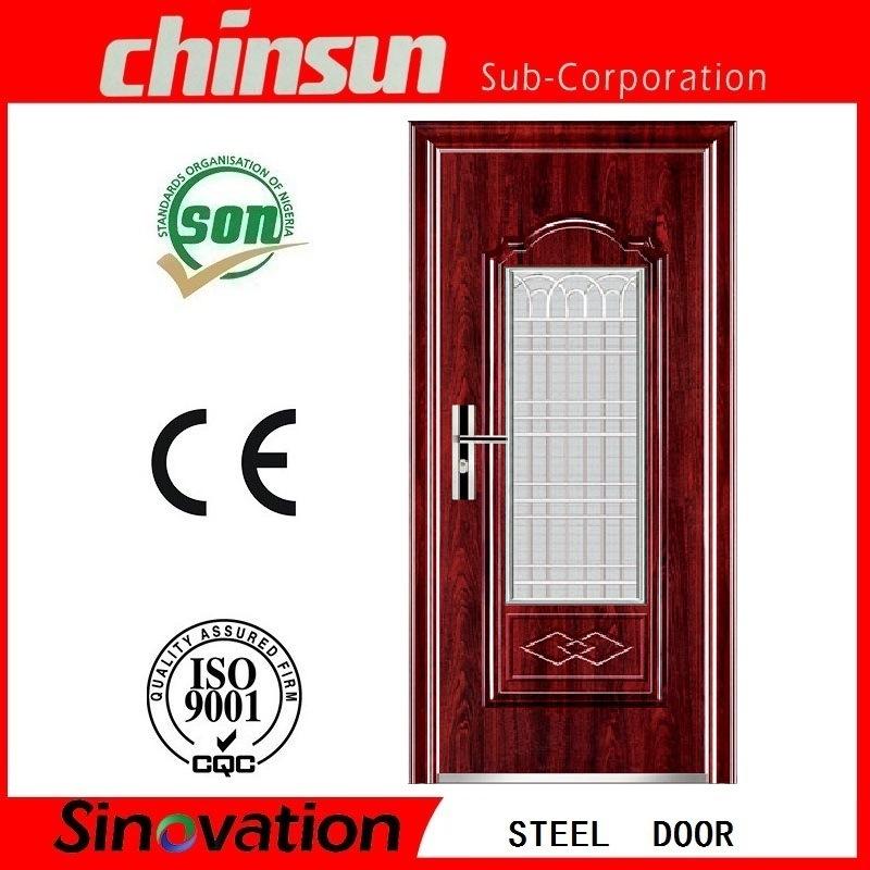 Stainless Steel Window Steel Door with Low Price