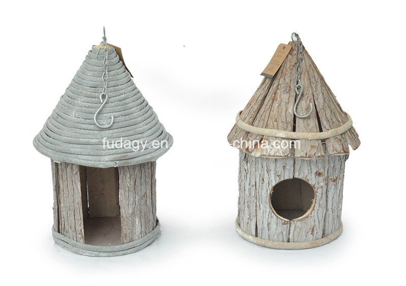 Pure Handmade Garden Durable Bird House