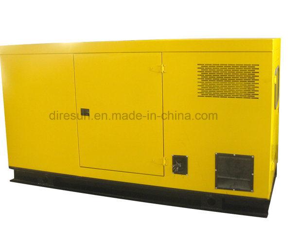 750kVA Soundproof Cummins Engine Diesel Generator Set with Stamford Alternator