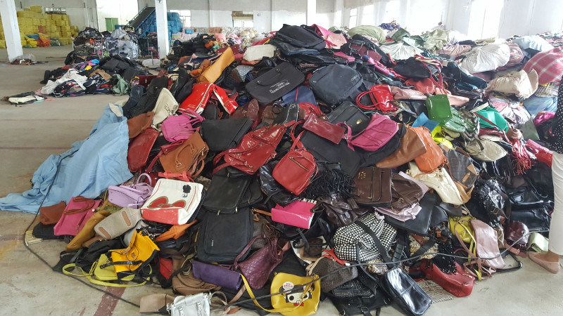 Wholesale Used Bags School Bags Export to Africa