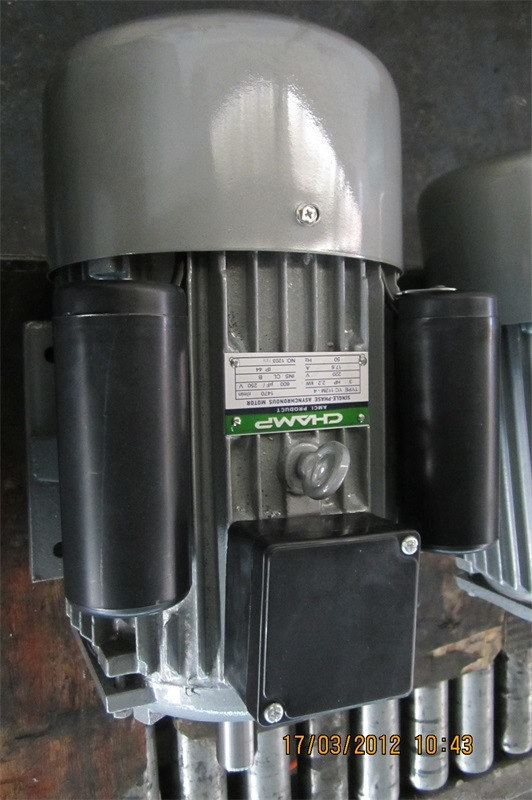 Yc Series Single Phase Heavy-Duty Electric Motor