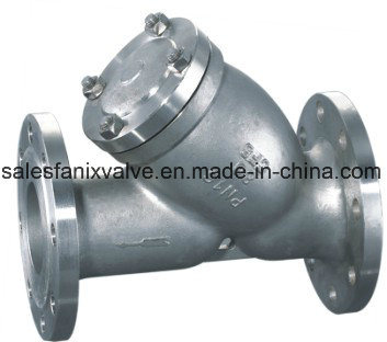 Y Type DIN Flange Strainers