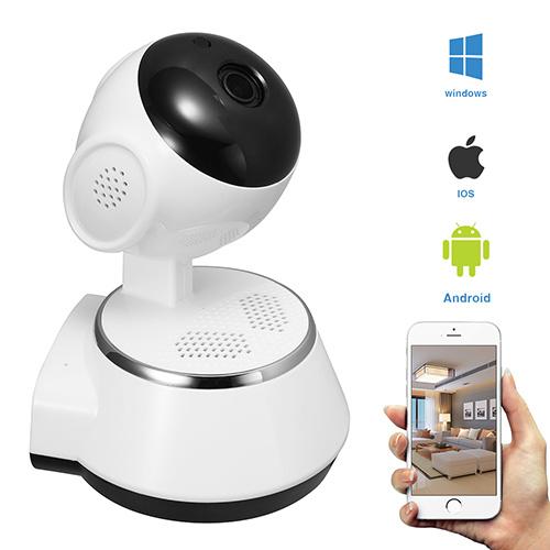 High Resolution Wireless WiFi Indoor IP Security Smart Net Camera